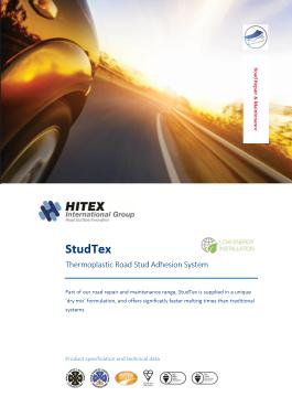 StudTex data sheet