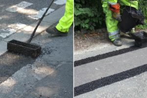 Hitex International achieves BBA certification for new rapid road repair products