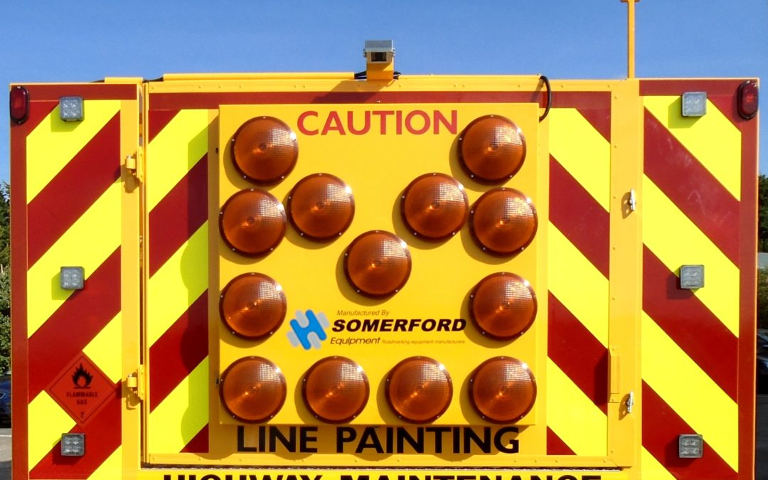 Somerford Equipment introduces high visibility protection for highway maintenance operatives