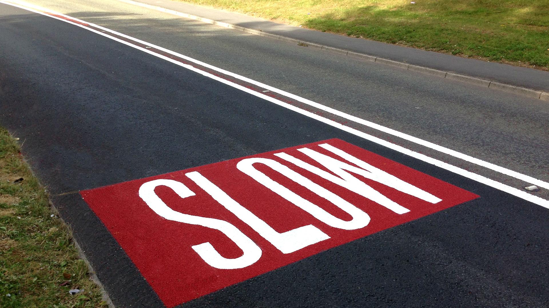ColourCote Road Marking