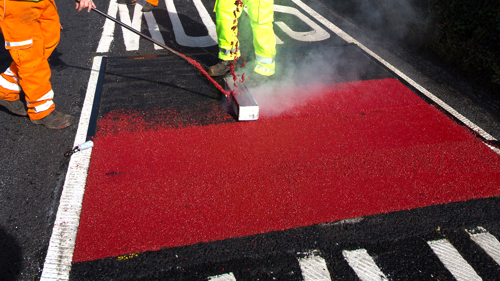 Road Marking ColourTex