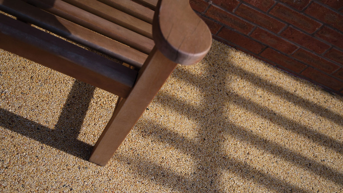 EcoSet | Decorative Resin Bound Surfacing