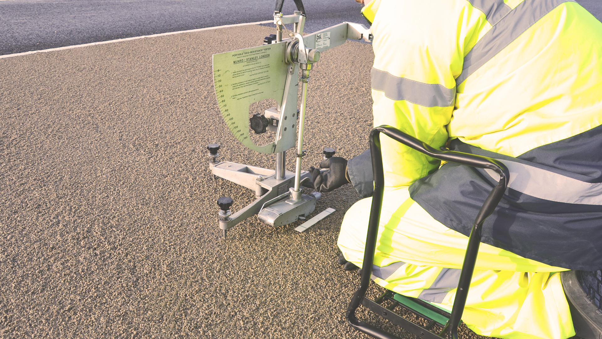 Thermoplastic High Friction Surfacing