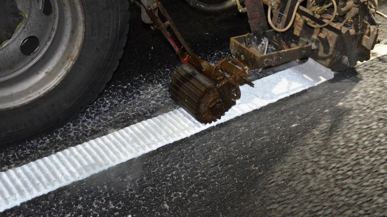rainsafe-embossed-road-marking