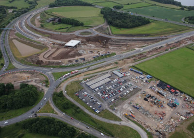 A556 Knutsford to Bowdon upgrade