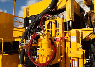 Somerford stud drill installation unit