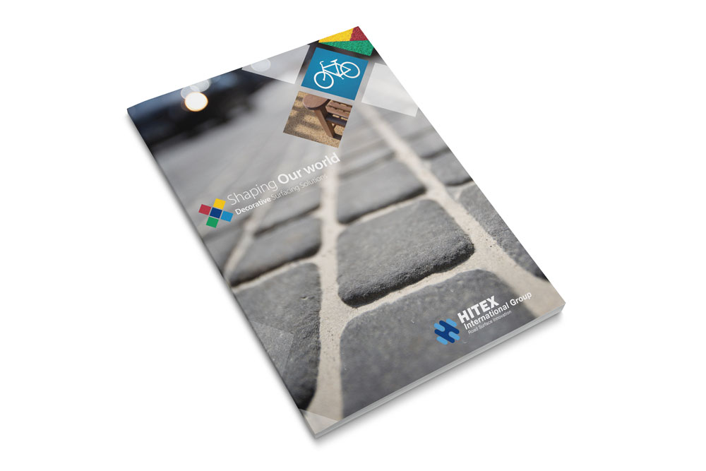 Decorative surfacing brochure
