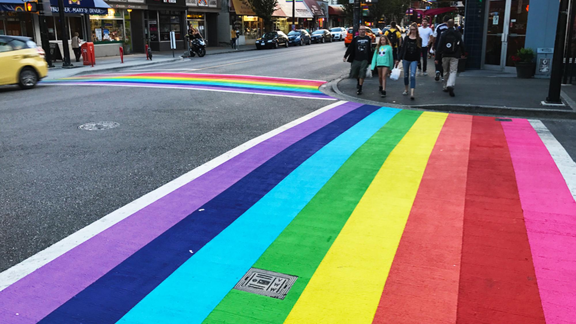 PumaTrack Vancouver Pride