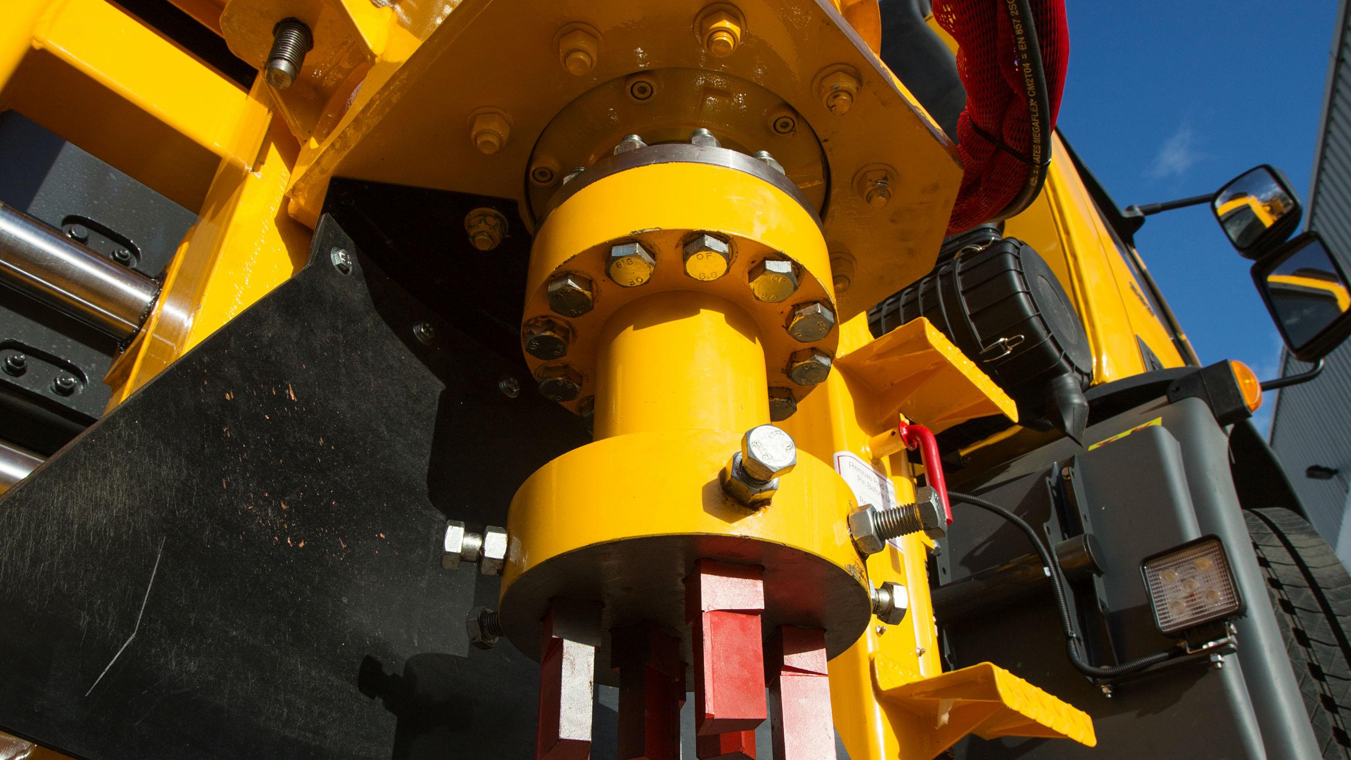 Road Stud Drill