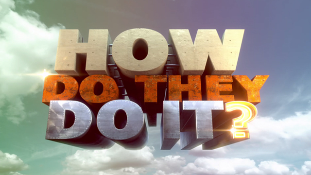 Hitex International shows 'How They Do It' for the Discovery Channel