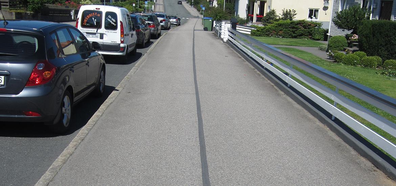 Road repair and reinstatement