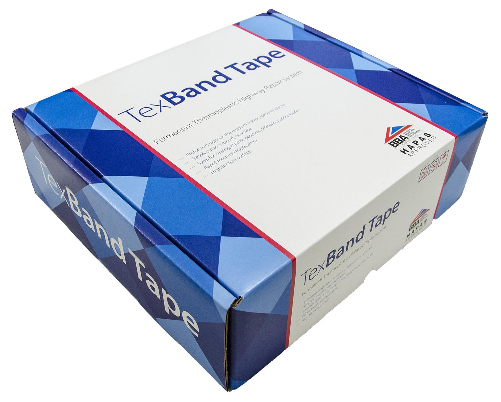 TexBand Overbanding Tape