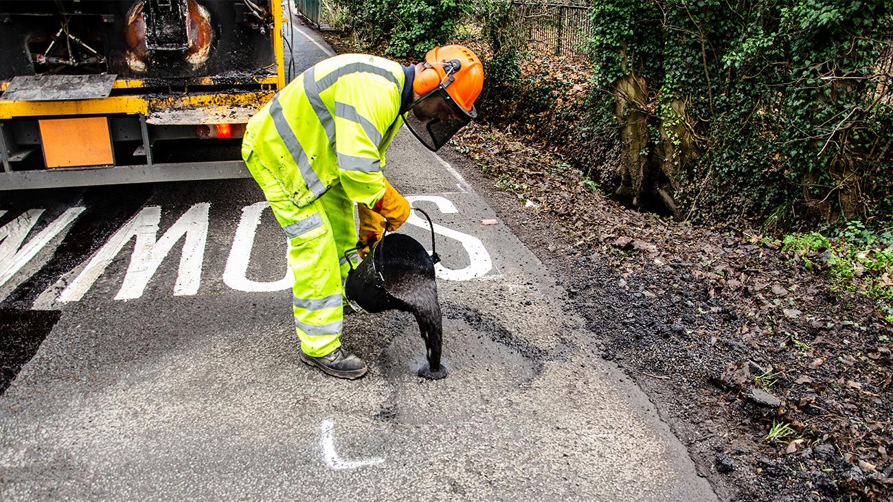 TexPatch   Pothole Repair System   Hitex International Group