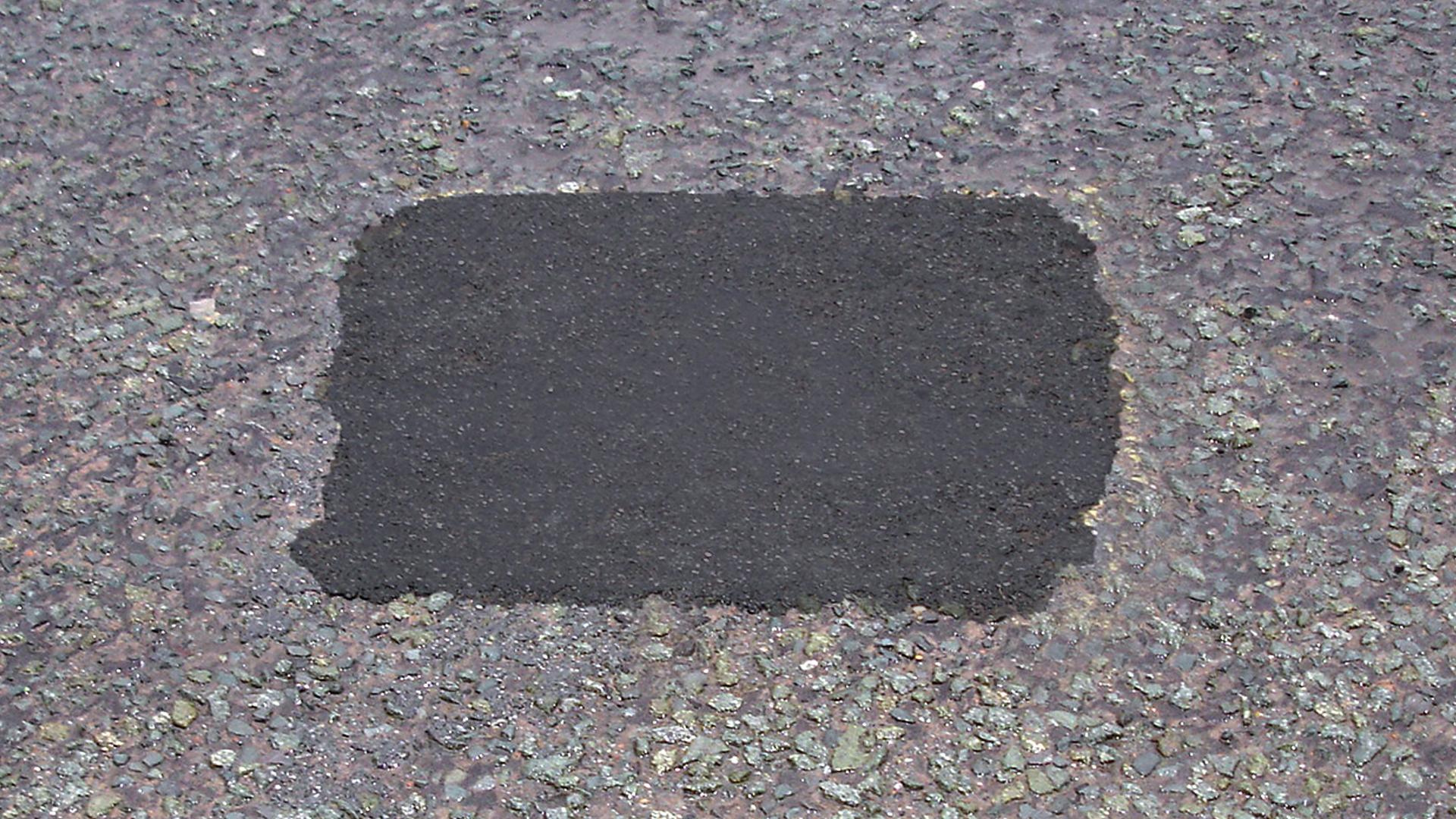 TexPatch Pothole Repair