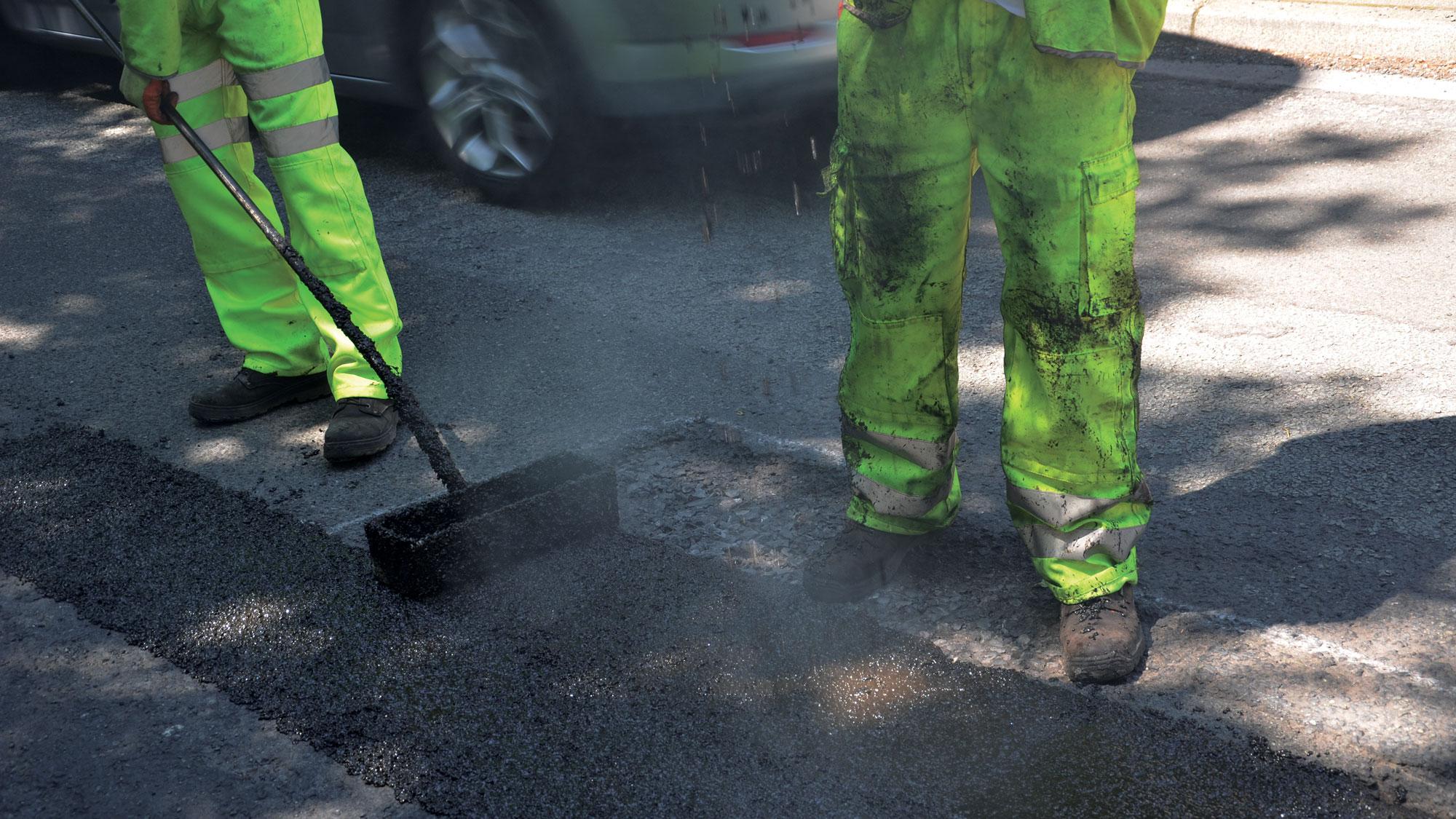 TexPatch | Pothole Repair System | Hitex International Group