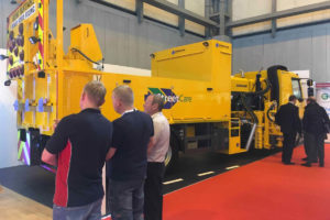 Somerford Equipment makes debut at Commercial Vehicle Show