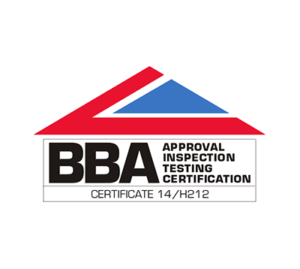 EcoGrip BBA Certificate