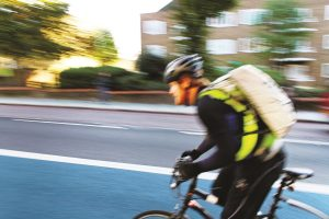 An Expanded Range Of Surface Treatments For Cycle Routes To Enhance Road Safety