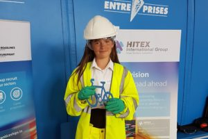 L&R Roadlines Commits To The Crewe Pledge At Hungerford Road Primary Academy's Careers Day