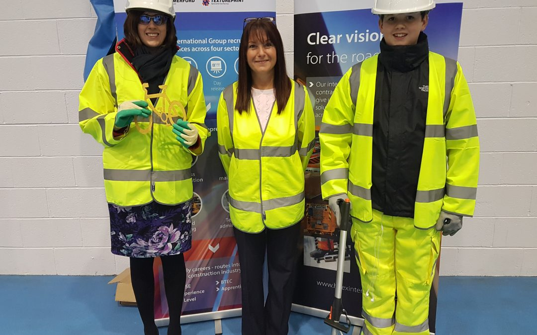 STEM: Abbey Gate College Students Inspired at Careers Fair