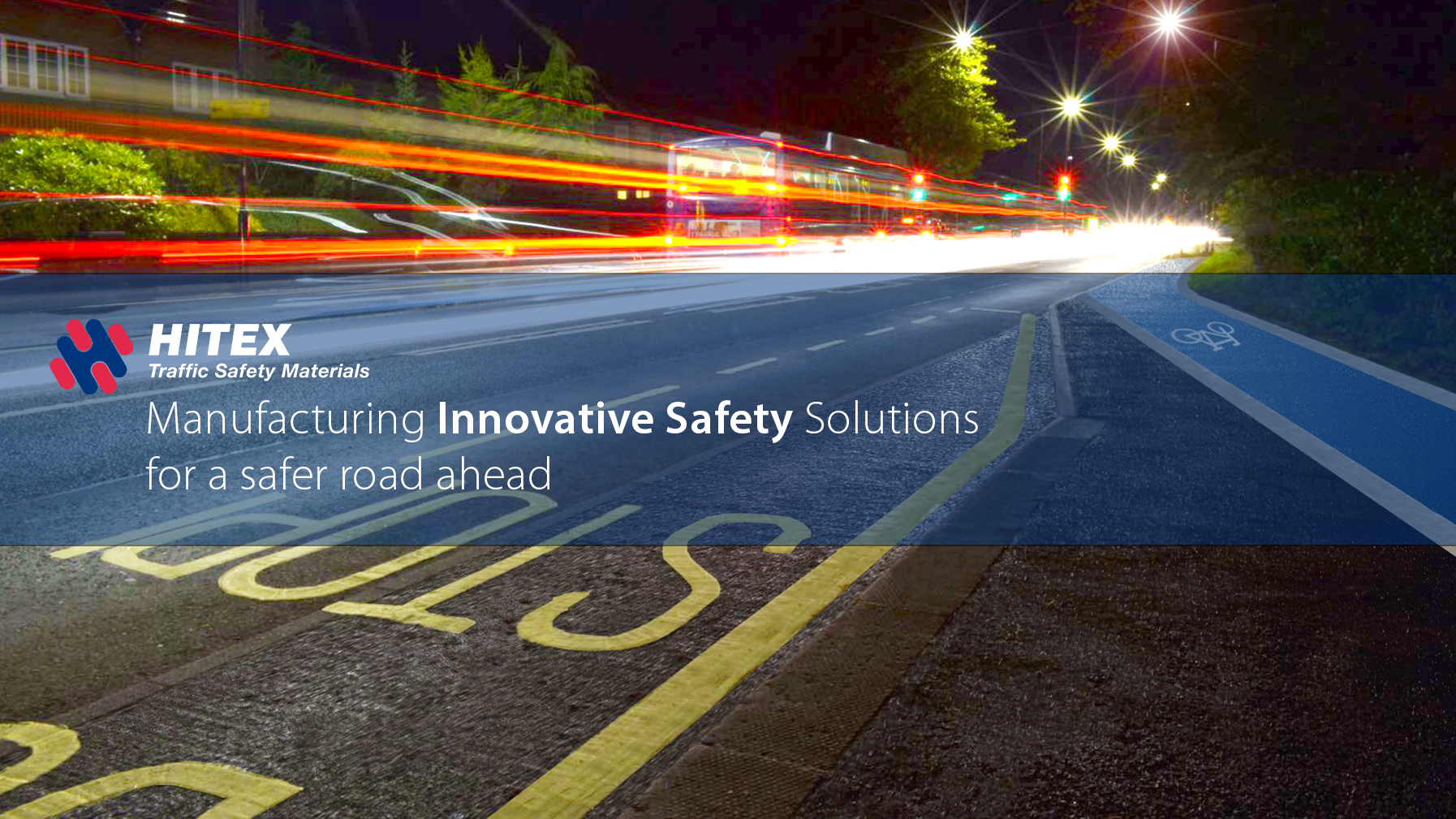Hitex Traffic Safety Road Marking Products