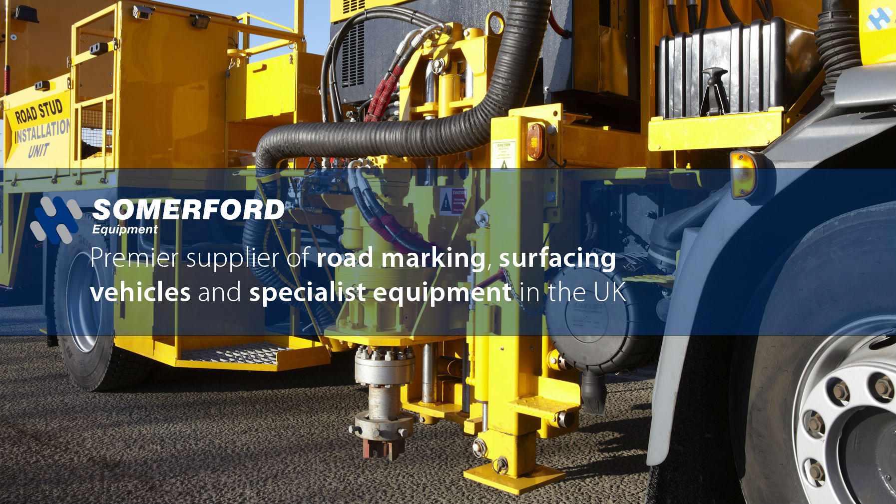 Somerford Road Marking Vehicles and Equipment