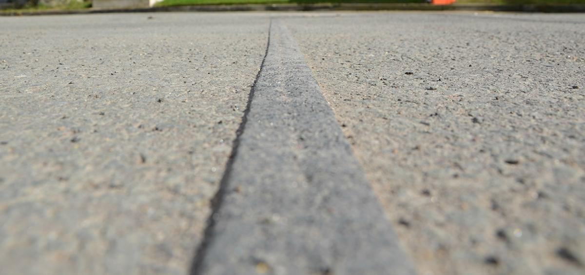 Road repair and reinstatement material