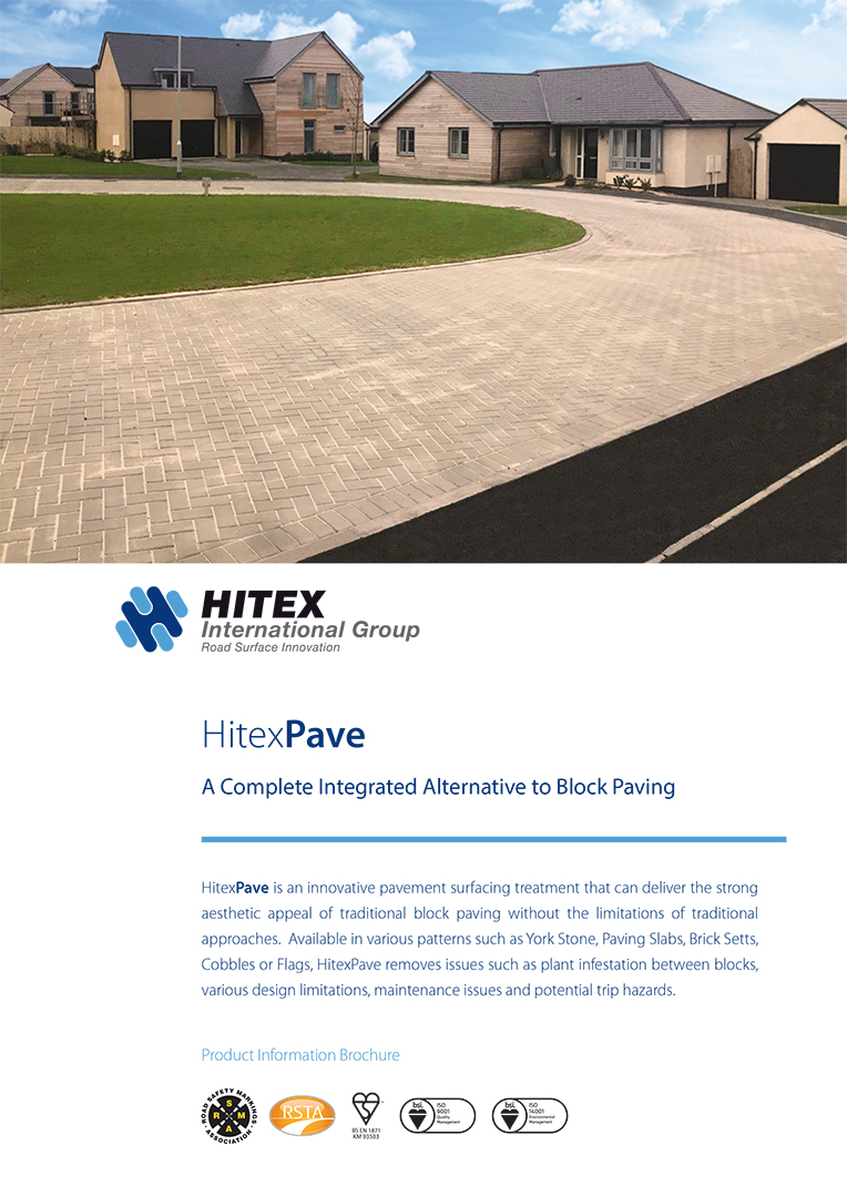 Hitex Print | Imprinted Paving
