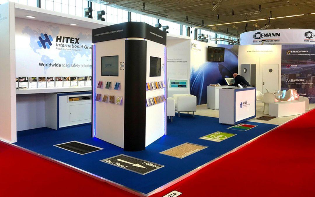 Hitex International Group at Intertraffic 2018