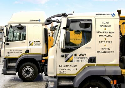 Somerford Built Vehicles arrive at Hi-Way Services
