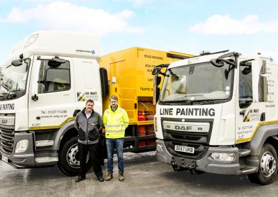 New Somerford Built Vehicles Arrive at Hi-Way Services