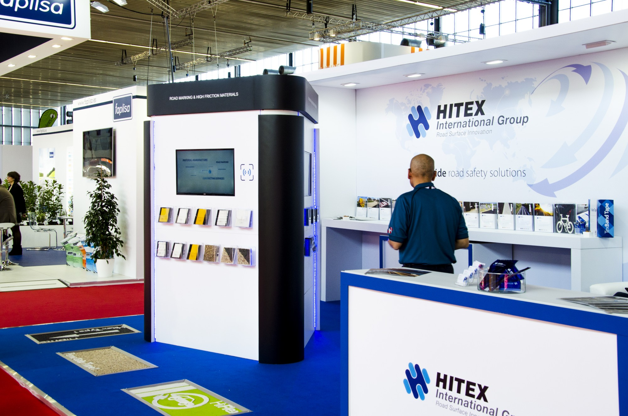 Hitex at Intertraffic 2018 26