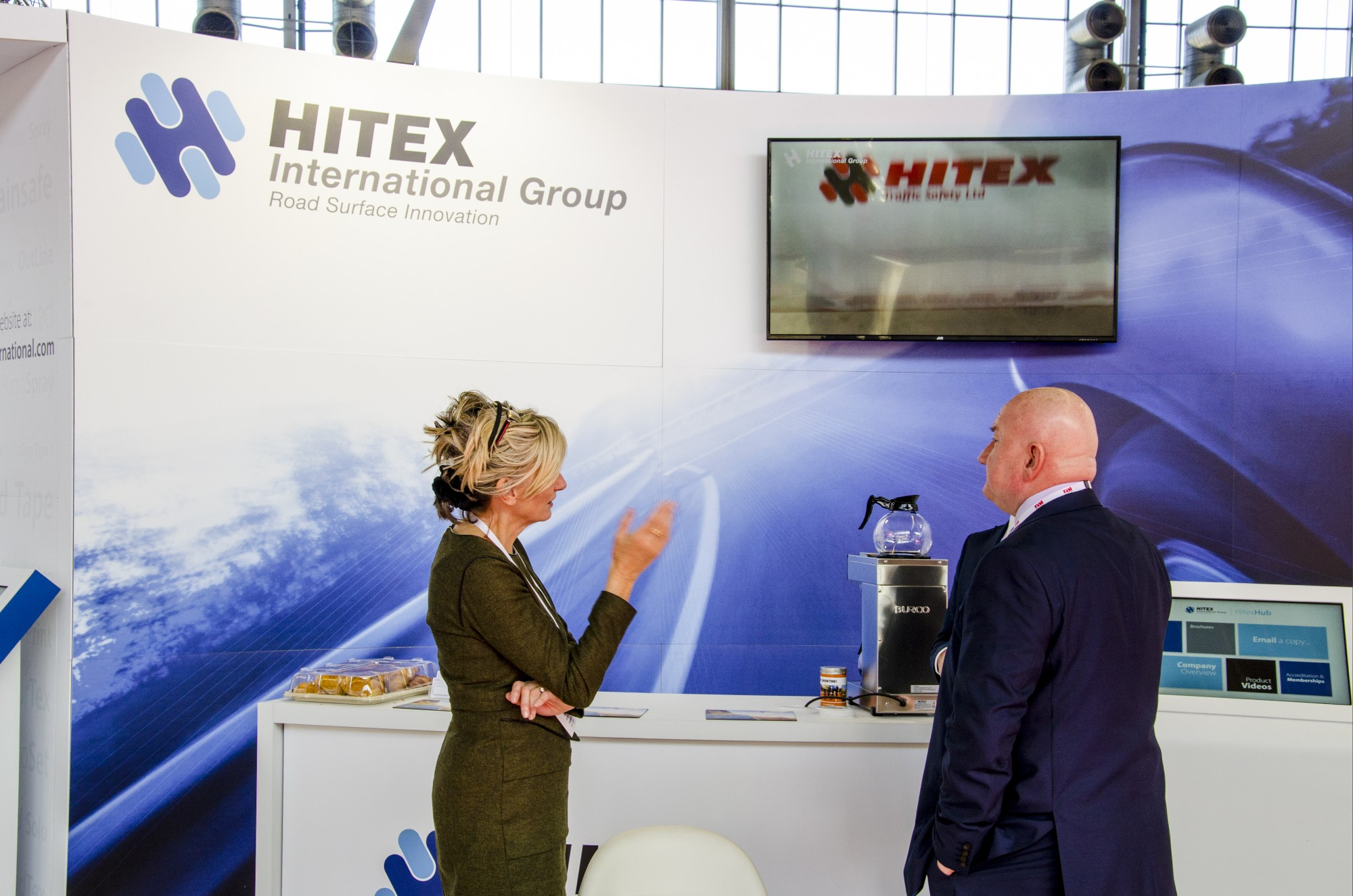 Hitex at Intertraffic 2018 17