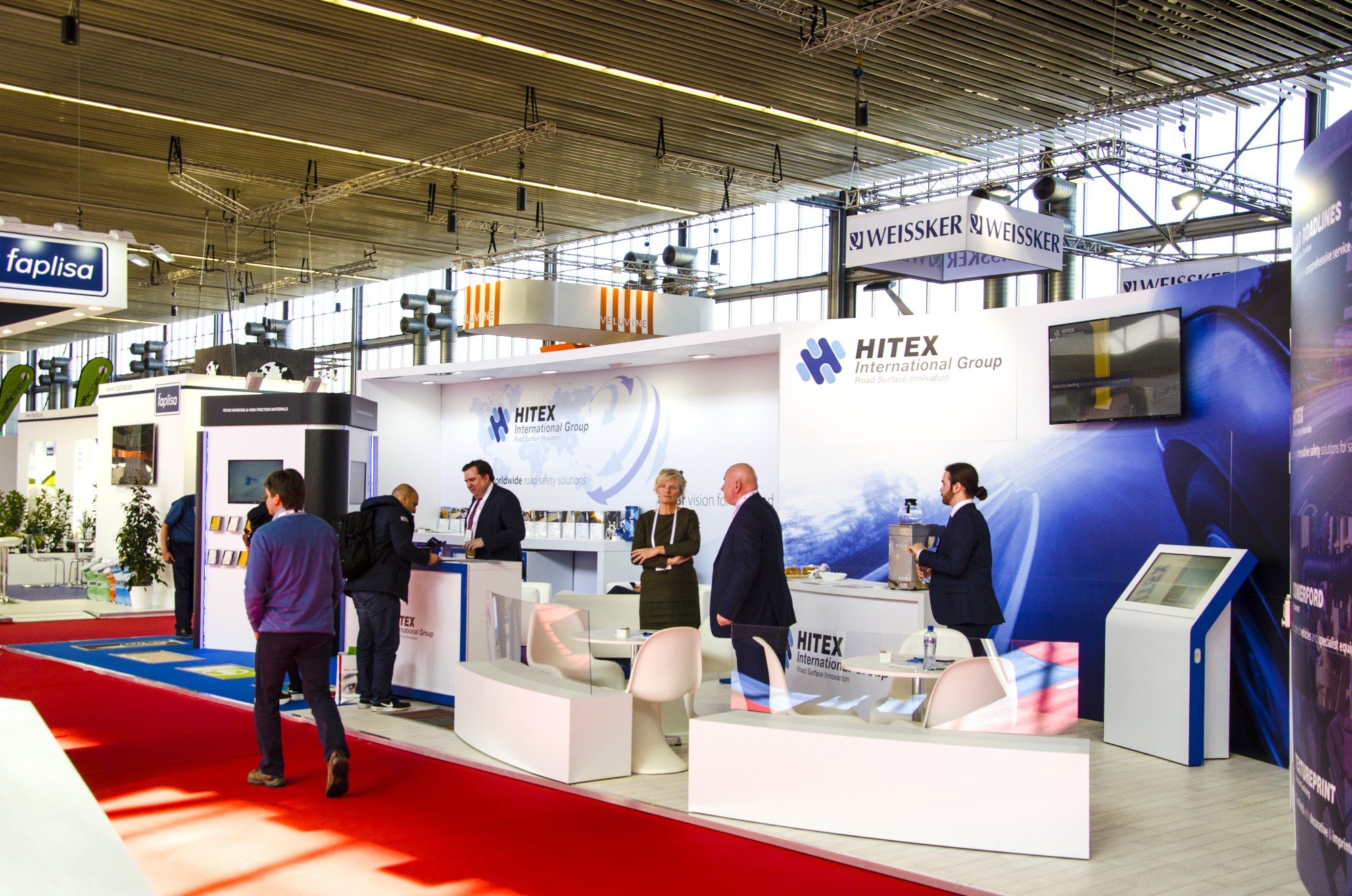 Hitex at Intertraffic 2018 13