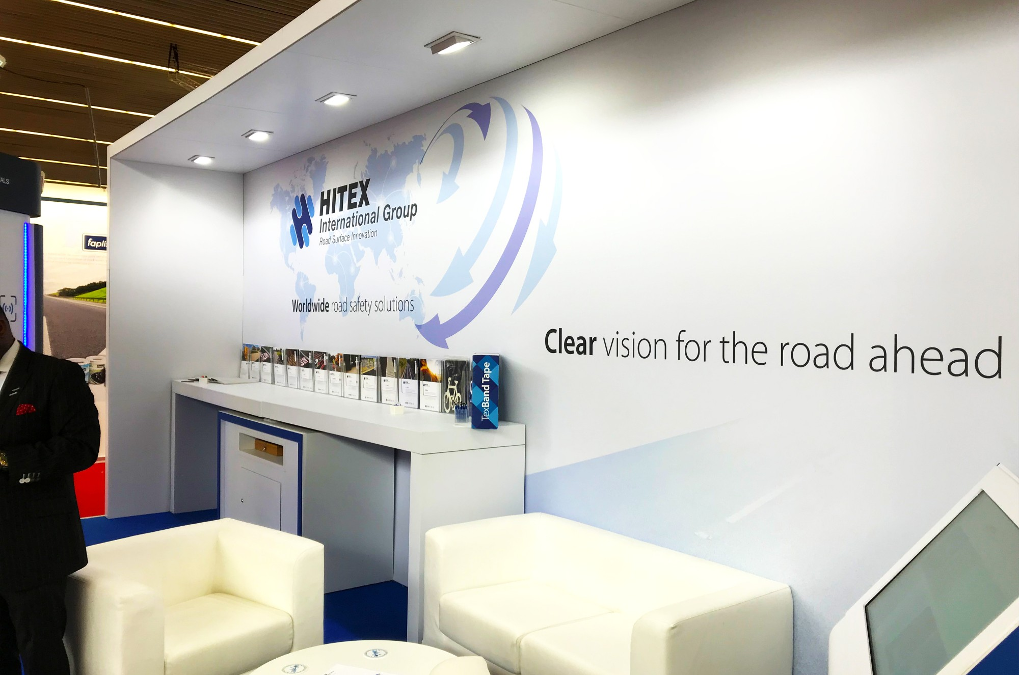 Hitex at Intertraffic 2018 10