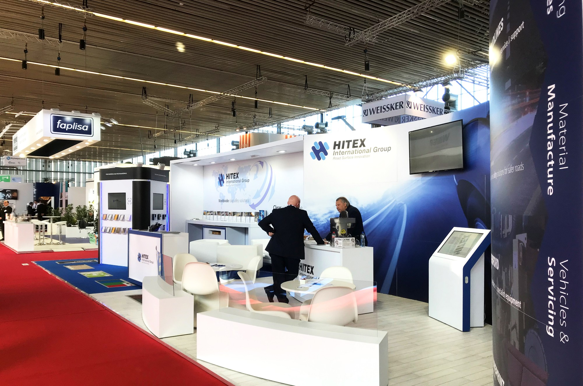 Hitex at Intertraffic 2018 8