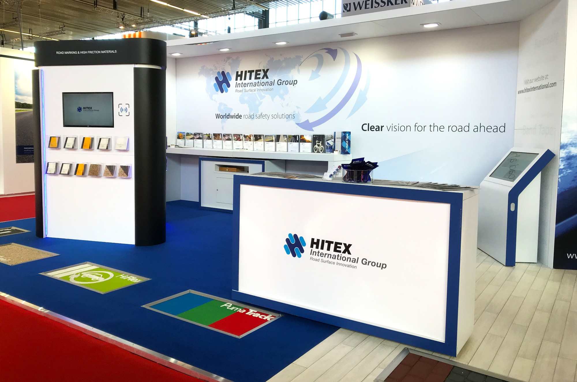 Hitex at Intertraffic 2018 5