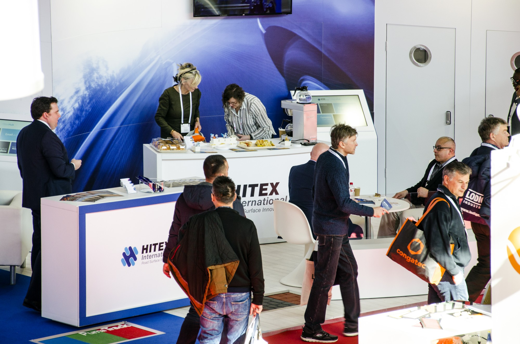 Hitex at Intertraffic 2018 32