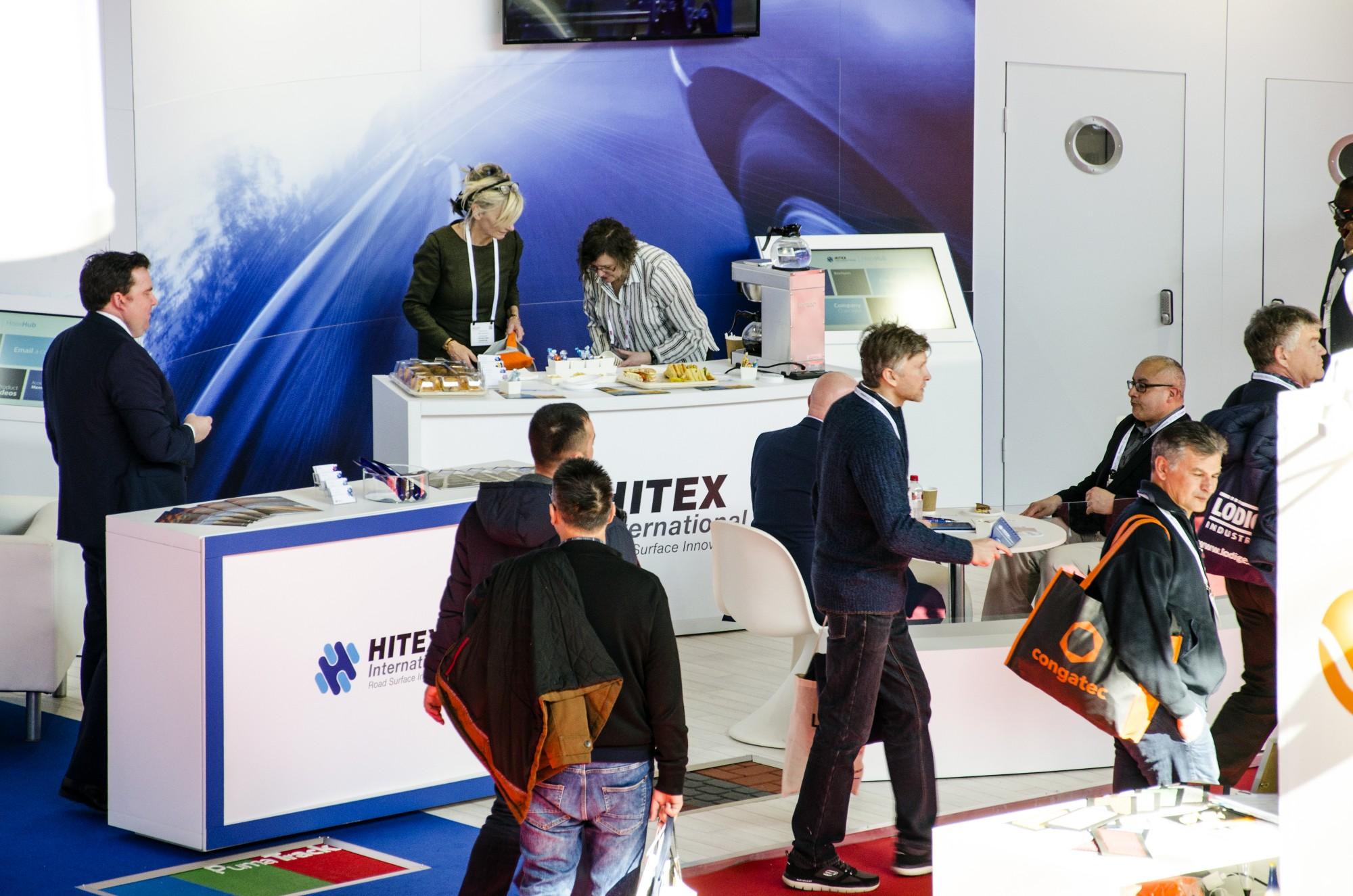 Hitex at Intertraffic 2018 32
