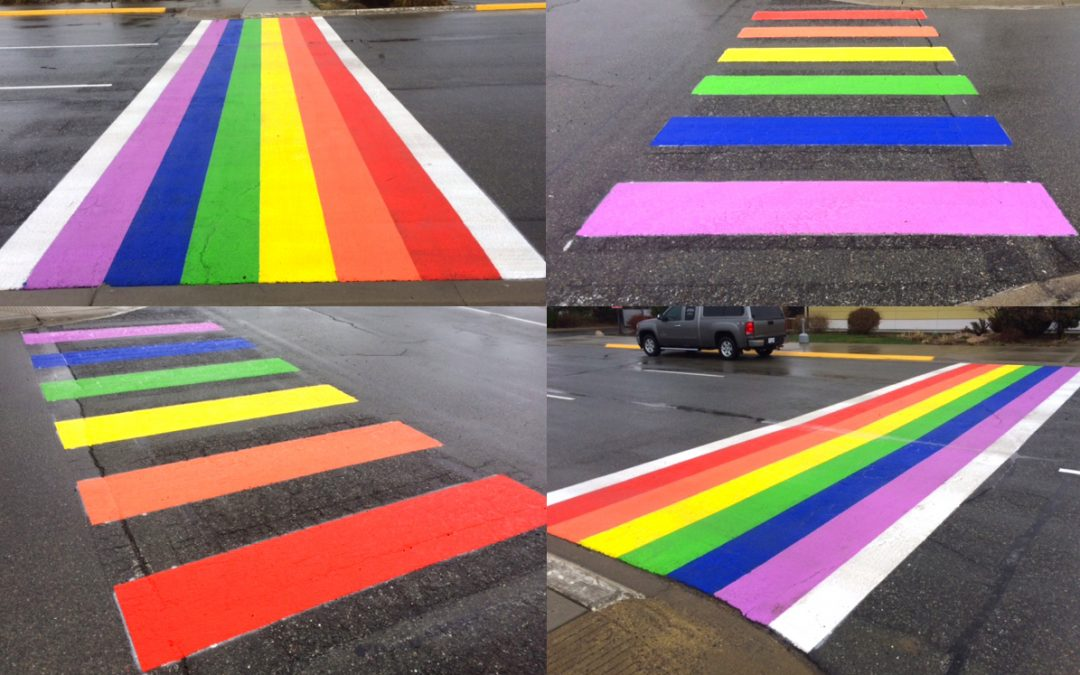 Hitex North America Installs Rainbow Crossings at International Airport