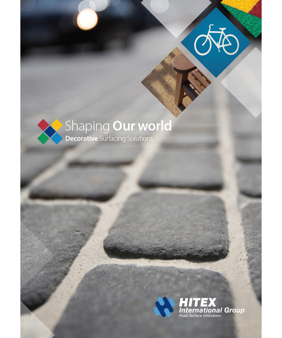 Decorative Road Surfacing Brochure