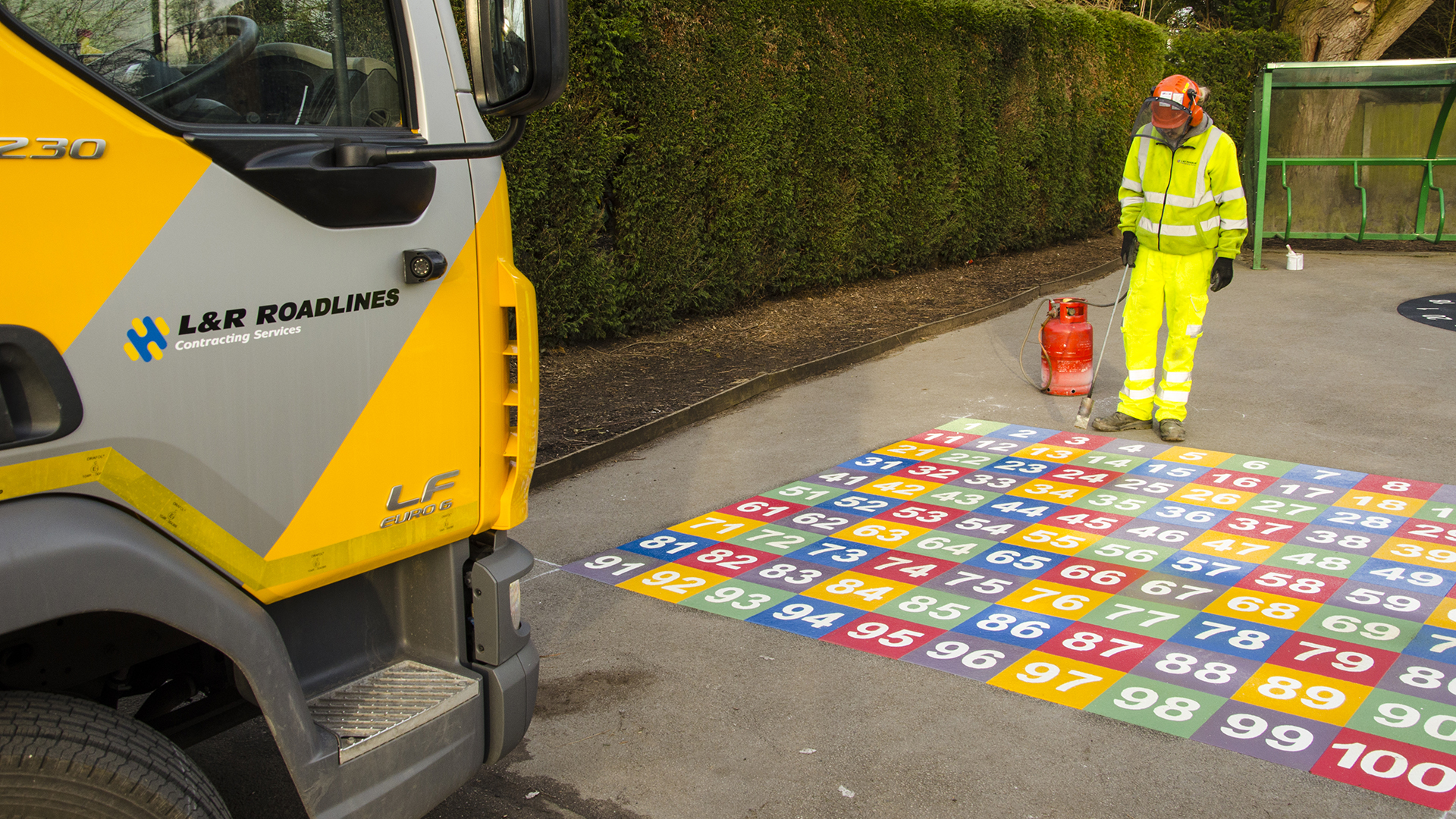 HiFlex | Preformed Thermoplastic Road Markings