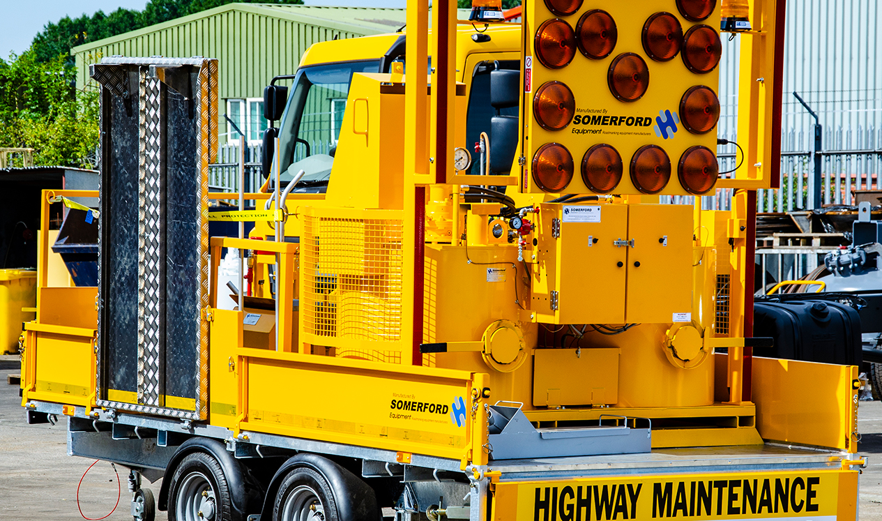 Ayrshire Alliance Increase Fleet with Road Marking Trailer