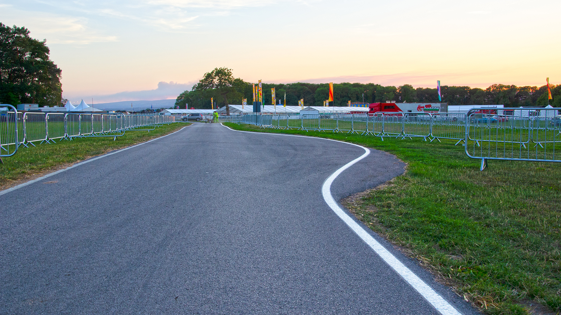 Carfest Road Marking 10