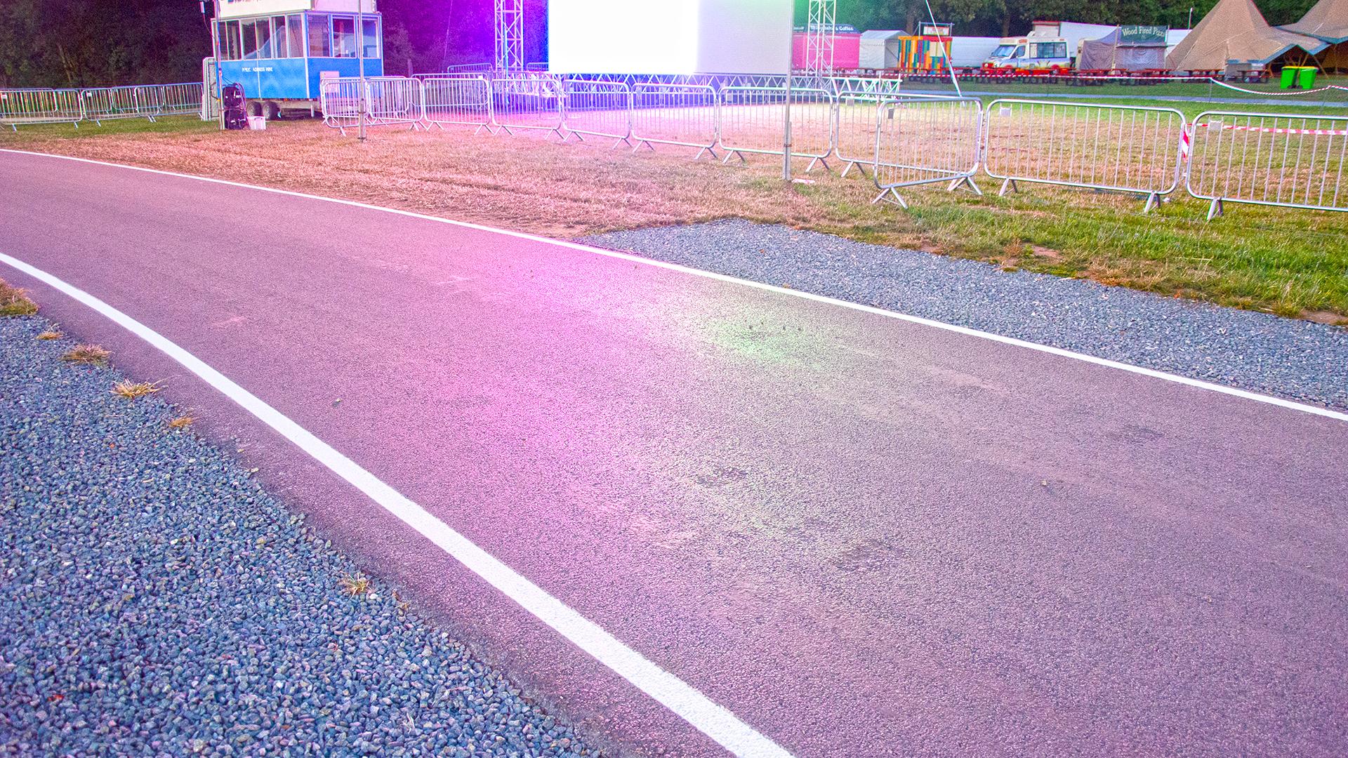 Carfest Road Marking 22