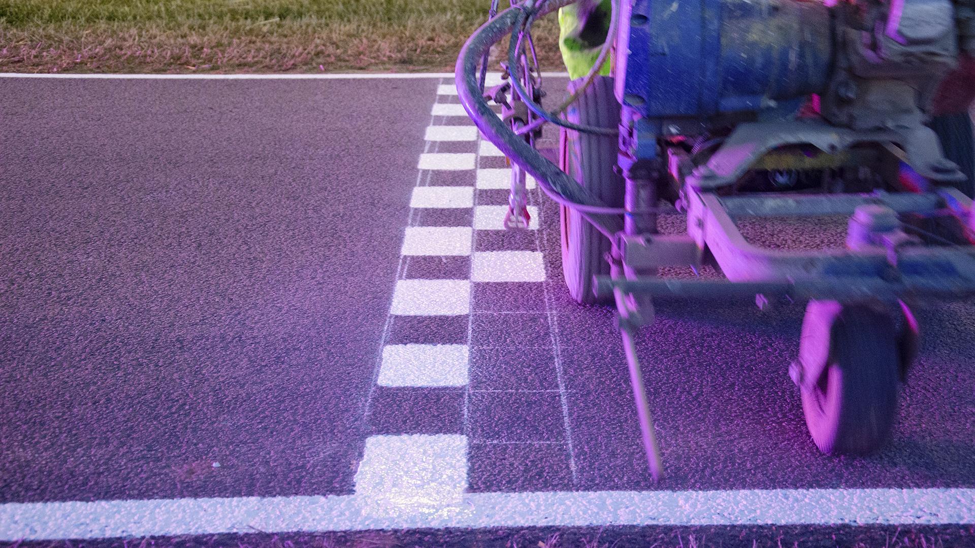 Carfest Road Marking 26