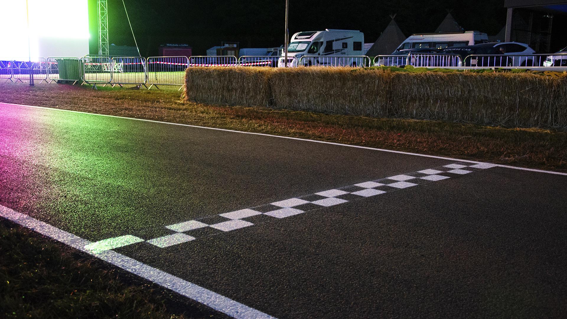 Carfest Road Marking 27