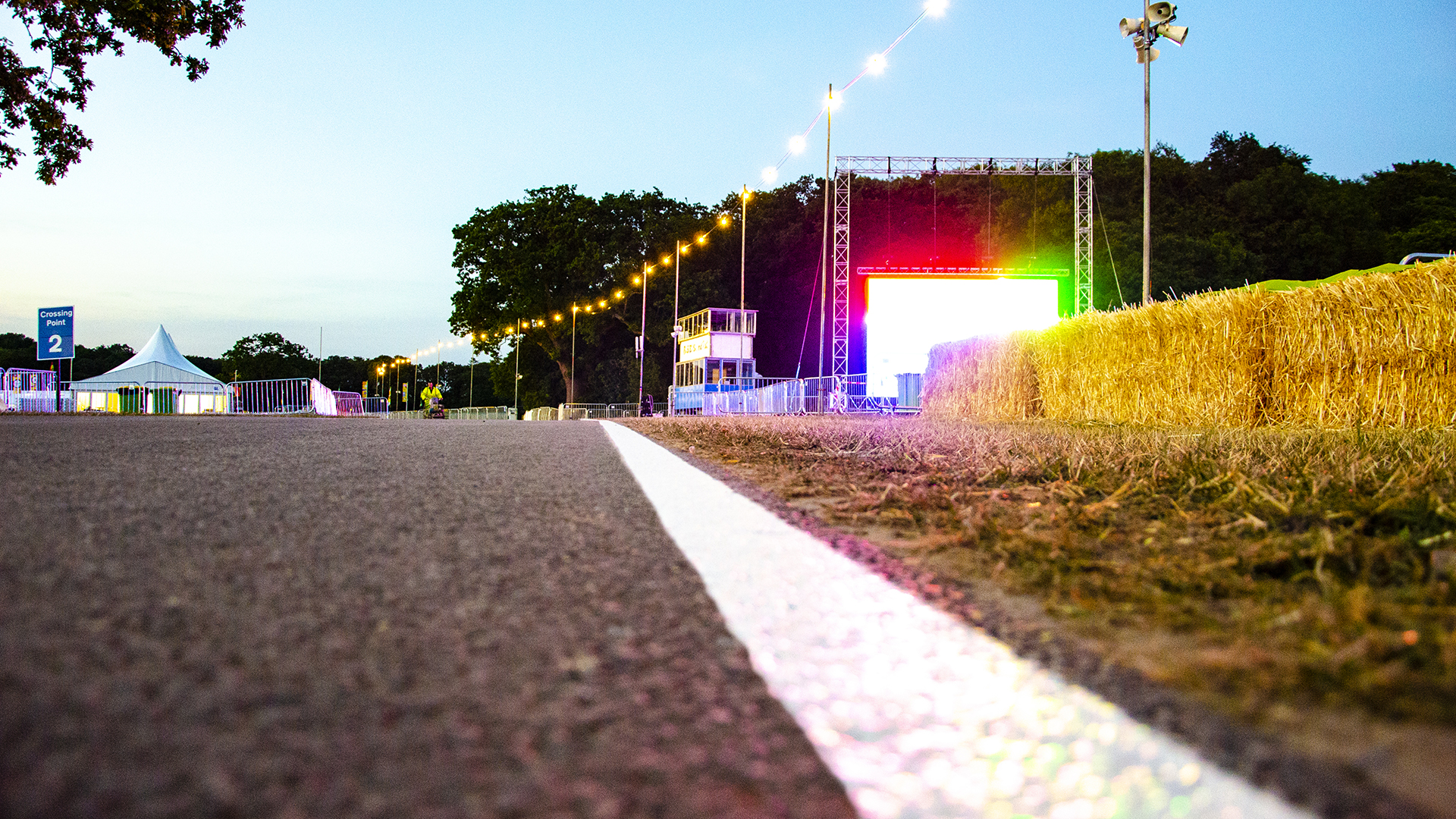 Carfest Road Marking 31