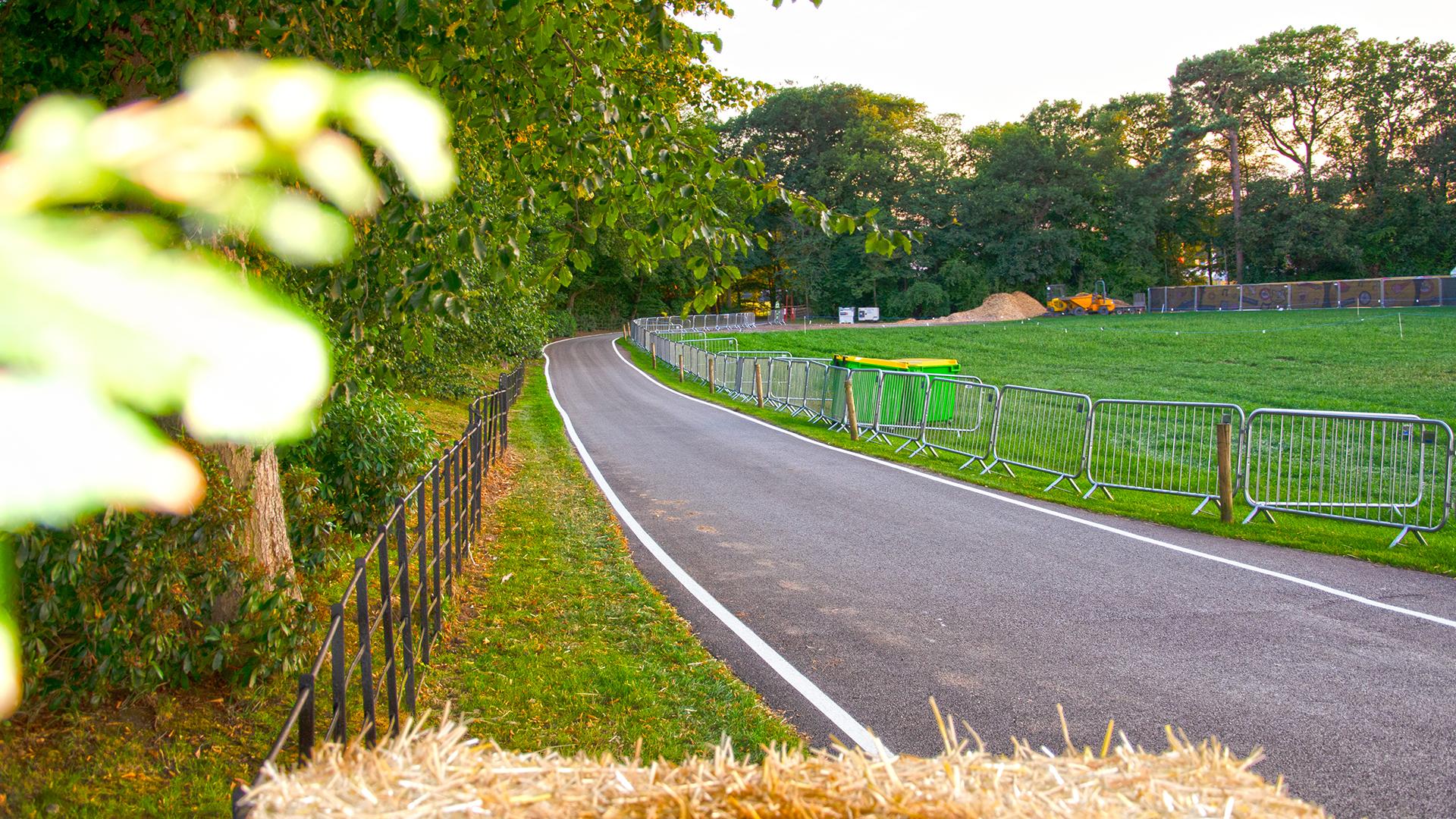 Carfest Road Marking 8
