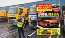 Autocar Magazine Visit Hitex International for Road Marking Masterclass
